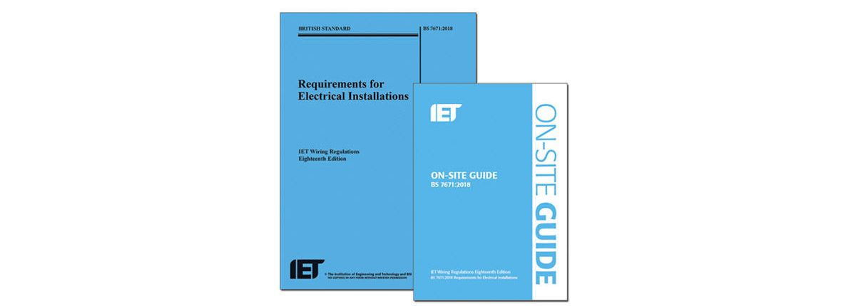 Magnificent When Does The 18Th Edition Come Into Affect Eml Electrical Wiring Cloud Nuvitbieswglorg