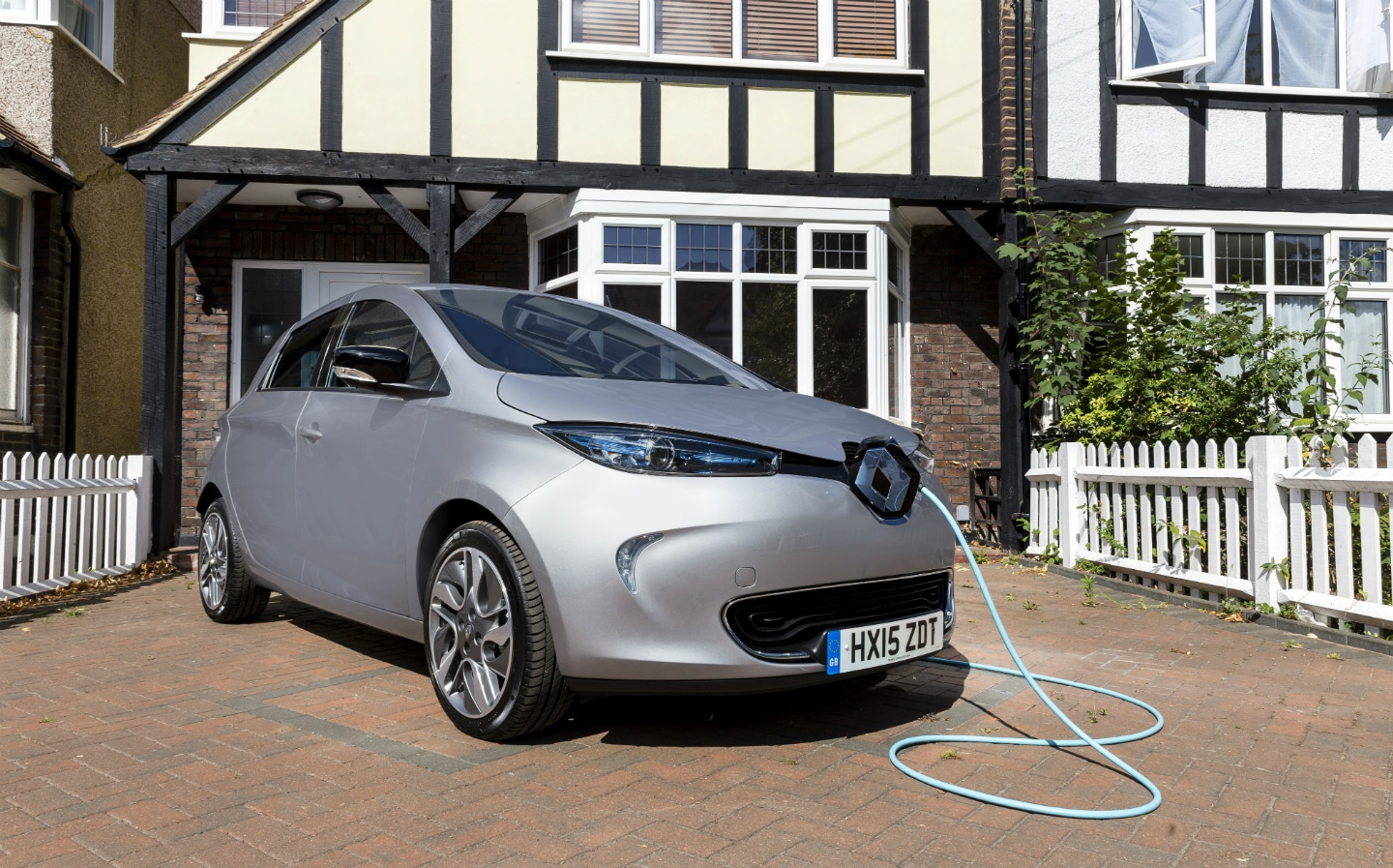 Electric Vehicle Owners Charge At Home