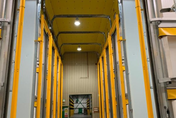 Winfresh Banana Ripening rooms installed by EML Electrical