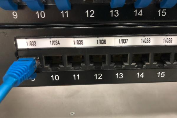 data fiber optic cabling electricians